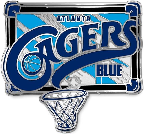 Quality Basketball Trading pins