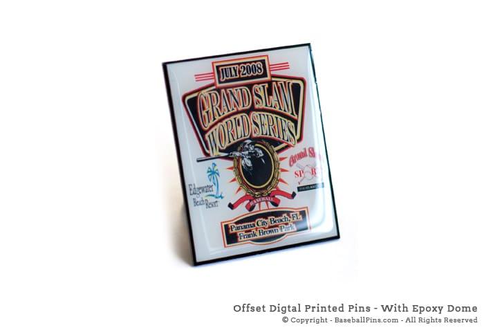 Quality Offset Digital Trading pins